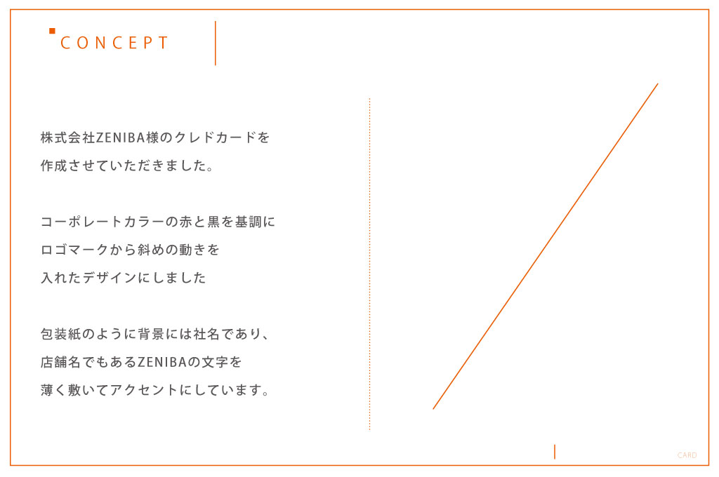 2/3page name:「クレドカード」